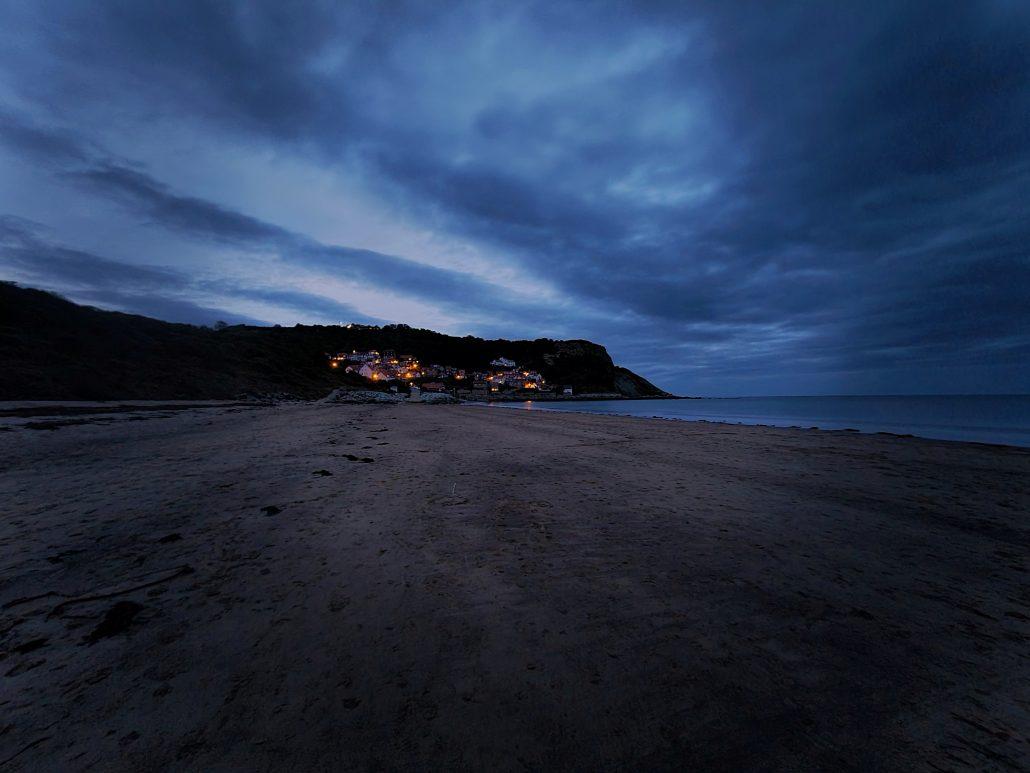 Runwick at night A Holmes